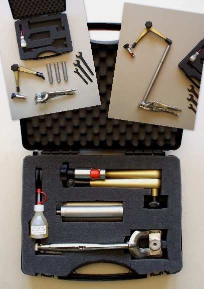 Ellipse Tongs Kit